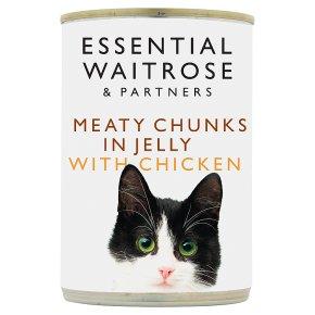 Waitrose favourite recipe chicken cat food