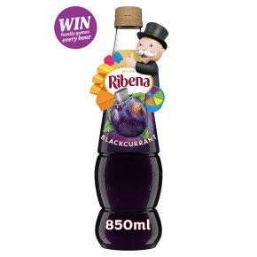 Ribena blackcurrant juice drink