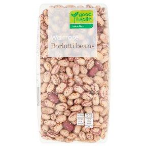 Waitrose LOVE life borlotti beans