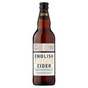 No.1 English Vintage Cider Herefordshire