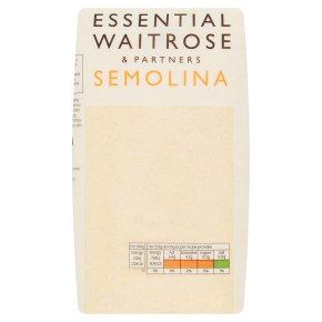 Waitrose Wholesome Semolina - 133