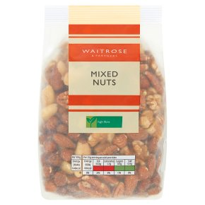 Waitrose LOVE life mixed nuts