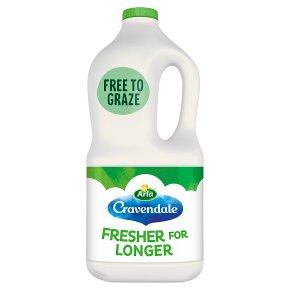Cravendale Semi-Skimmed Milk