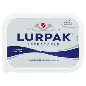 Lurpak spreadable slightly salted