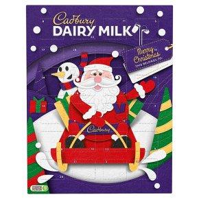 Cadbury Dairy Milk Chocolate Advent Calendar
