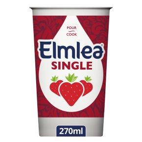 Elmlea single cream alternative