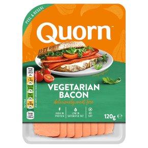 Quorn Deli bacon flavour rasher
