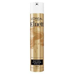 Elnett hairspray supreme hold