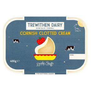 Trewithen Dairy Cornish Clotted Cream