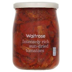 Waitrose sun-dried tomatoes