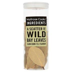 Waitrose Cooks' Ingredients wild bay leaves