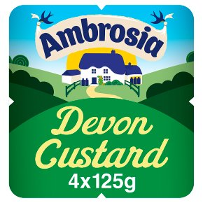 Ambrosia Devon Custard