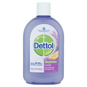 Dettol lavender disinfectant