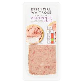 essential Waitrose Ardennes Pâté