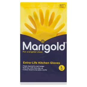 Marigold extra life large gloves