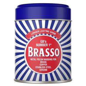 Brasso Metal Polish Wadding