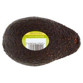 Waitrose 1 perfectly ripe large avocado