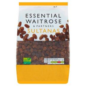 Essential Sultanas