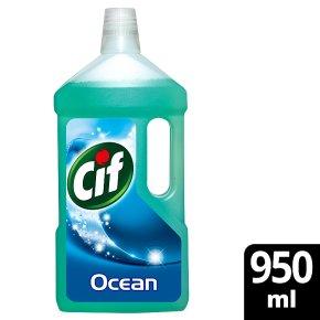 Cif Ocean Floor Cleaner Waitrose