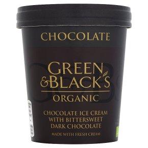 Green & Blacks Organic Chocolate Ice Cream