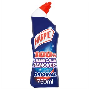 Harpic 100% Limescale Remover Original Toilet Cleaner