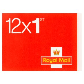 1st Class Stamps x 12
