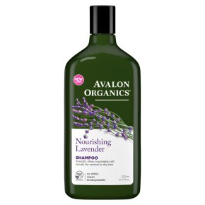 Avalon Organic shampoo lavender