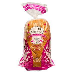 Cohens Bakery Buckingham rye bread