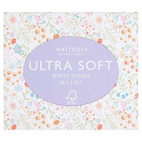 Waitrose Ultra Soft tissue