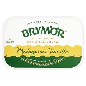 Brymor vanilla ice cream