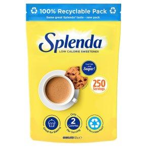 Splenda granulated sweetener