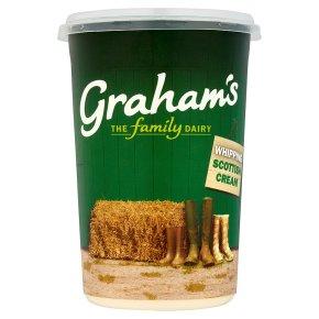 Graham's fresh Scottish whipping cream
