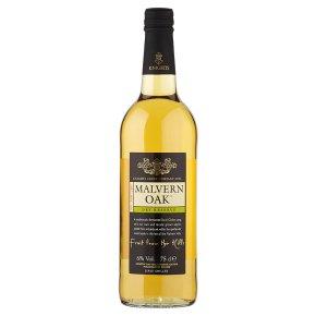Knights Malvern oak dry reserve cider