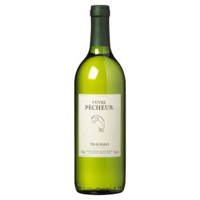 Cuvée Pêcheur, French, White Wine