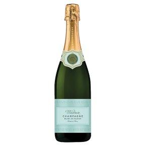 Waitrose Blanc de Blancs Brut NV, French, Champagne