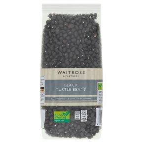 Waitrose Black Turtle Beans