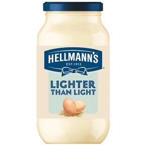 Hellmann's lighter light mayonnaise