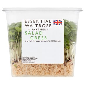 essential Waitrose salad cress
