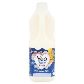 Yeo Valley organic whole milk
