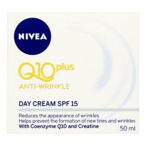 Nivea visage Q10plus anti-wrinkle day