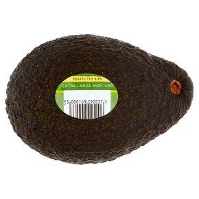 Waitrose 1 perfectly ripe extra large avocado
