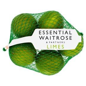 essential Waitrose limes
