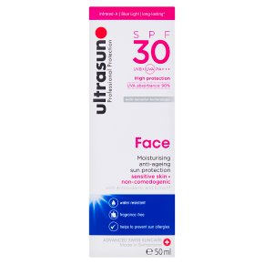 Ultrasun face 30 anti-age sensitive