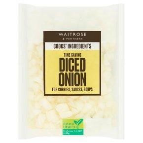Waitrose Cooks' Ingredients diced onion