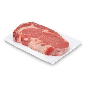 Waitrose Aberdeen Angus dry aged beef rib steak