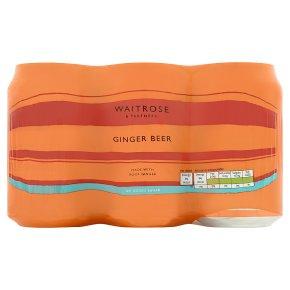 Waitrose Fiery light ginger beer