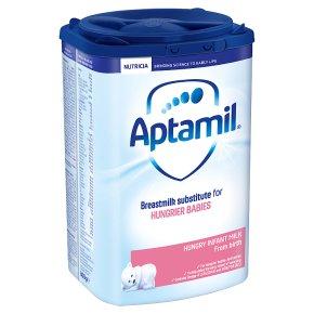 Aptamil Hungry Milk Powder from Birth