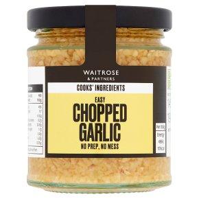 Waitrose Cooks' Ingredients chopped garlic