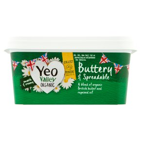 Yeo Valley organic spreadable