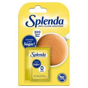 Splenda minis sweetener